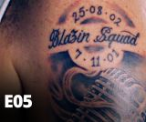 Tattoo Cover : On holiday - S02 Episode 05