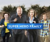 Super hero family