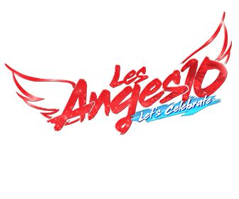 Les Anges 10 - Let's Celebrate